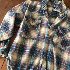 Cozy & Rugged Plaid Flannel Shirt